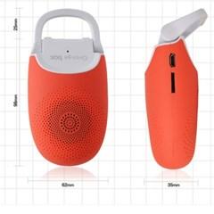 블루투스 2채널 오렌지박스 스피커(휴대용스피커)