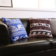 블루펀트 쿠션 (Blue phant Cushion)