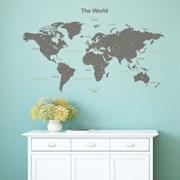 The World - 모던 월드맵
