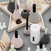 [BloomingVille]Candle holder, star-shaped 959042 캔들홀더