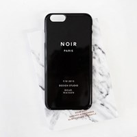 PHONE CASE - NOIR