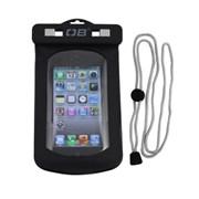오버보드 아이폰 5S 방수 케이스 OB1008iBLK