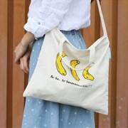Simple 에코백 바나나