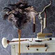 레데커 적삼목 볼형 옷걸이용 2.5cm