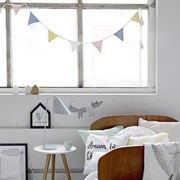 [BloomingVille]Flags on String, Knitted 90300016 가렌드