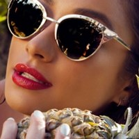 [Quay] TILLY GOLD 호주 브랜드 남녀공용 선글라스