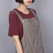 [쿠치마치] 모노 티셔츠 (5color)