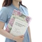 Floral File Folder(2 pockets)