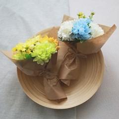 봄을 선물해요 미니꽃다발