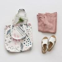 NSCR/ 1마/ 감성북유럽] Swing Tempo Pattern cotton