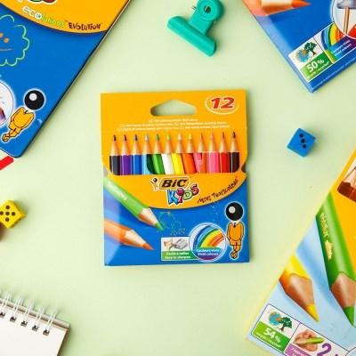 트로피 컬러 미니 12색 색연필