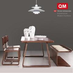 [스크래치]QM 스칸딕디자인 MU 식탁세트