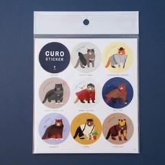 curo sticker
