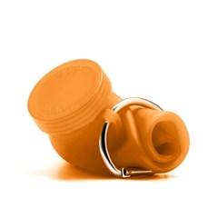 New부비바틀 다용도실리콘물병650ml(오렌지)