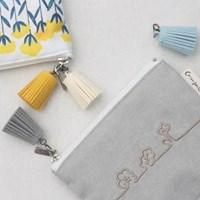 Mini tassel_pastel