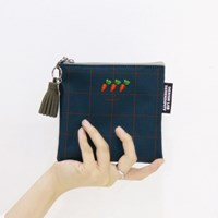 D.LAB NY POUCH - 당근S
