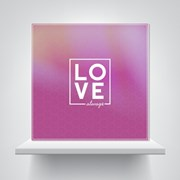 Love Always - 폼보드 감성사진 액자