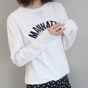 Manhattan knit