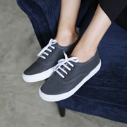 Modern back point sneakers
