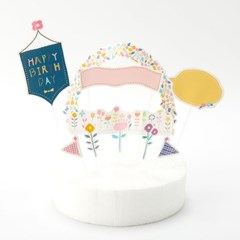 CAKE DECORATION - FLOWER