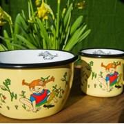 [Muurla]Pippi Enamel mug 2,5dl 1400-025-05 법랑머그