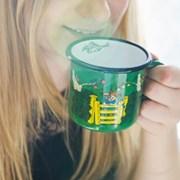 [Muurla]Pippi Enamel mug 3,7dl ,green 1400-037-02 법랑머그