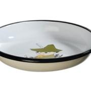 [Muurla]Enamel plate 18cm,snufkin 1701-180-25 플레이트