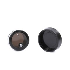 24Bottles_Dispenser Lid (Black) 디스펜서 바틀 뚜껑