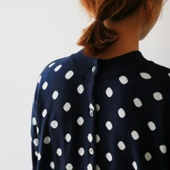 Front & back 2-way dot top