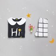 [꼬까참새]하이마이베이비_수트+바지세트