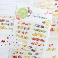마넷 스티커- Fruit Garden(과일가든)