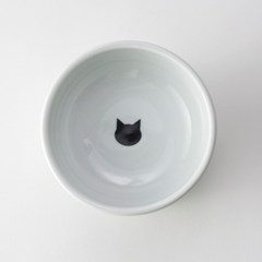네코이찌 푸드볼 - 고양이무늬 L