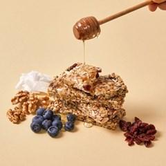 [리뉴얼] 5가지견과와 꿀로 만든 홀넛츠바 20개세트