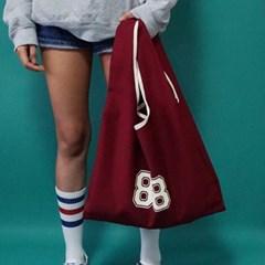 (깅엄버스)88 숄더백 와인88 Shoulder Bag Wine