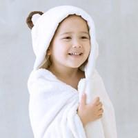 [밀리언달러베이비]베이비 후드타올 4종세트(목욕&비치타올&담요)