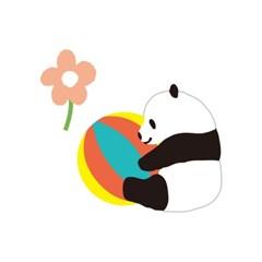 2016 DIARY SEAL - Panda