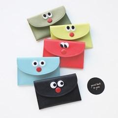 솜솜 스티치 카드 포켓
