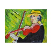 Man With The Red Violin
