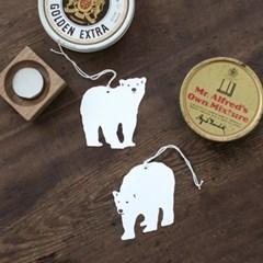 디비디 테그 세트 - Polar Bear