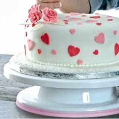 에바 케이크 돌림판