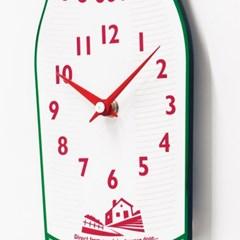 빈티지벽시계(밀크)