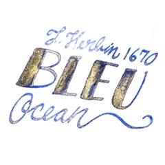 [제이허빈] 340th 한정병잉크 리뉴얼 Ocean Bleu(오션블루)
