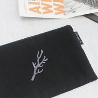 Branch black clutch