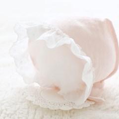 오가닉 레이스 배냇저고리만들기5종유기농DIY세트(핑크),태교바느질