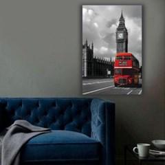 159734 런던 빨간 2층 버스