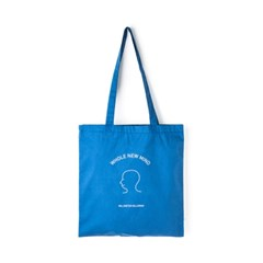 [WHOLE NEW MIND] RECYCLE LETTERIN BAG