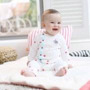 [필리앤임프스] 필리 도트 유아내복/신생아내복 면100%