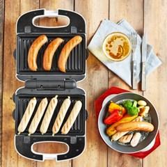 WSW-6137 간식메이커 5종패키지/와플/샌드위치/붕어빵/그릴/도넛