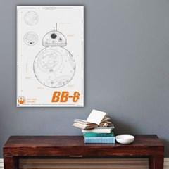 160377 스타워즈 깨어난포스  BB-8 Blueprint