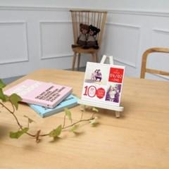 100일 케이크 포토타일 커플 기념일 선물